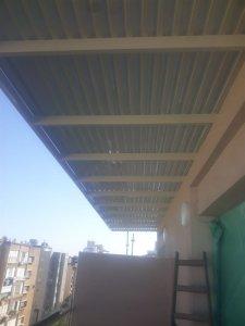 פתרונות קירוי למרפסות